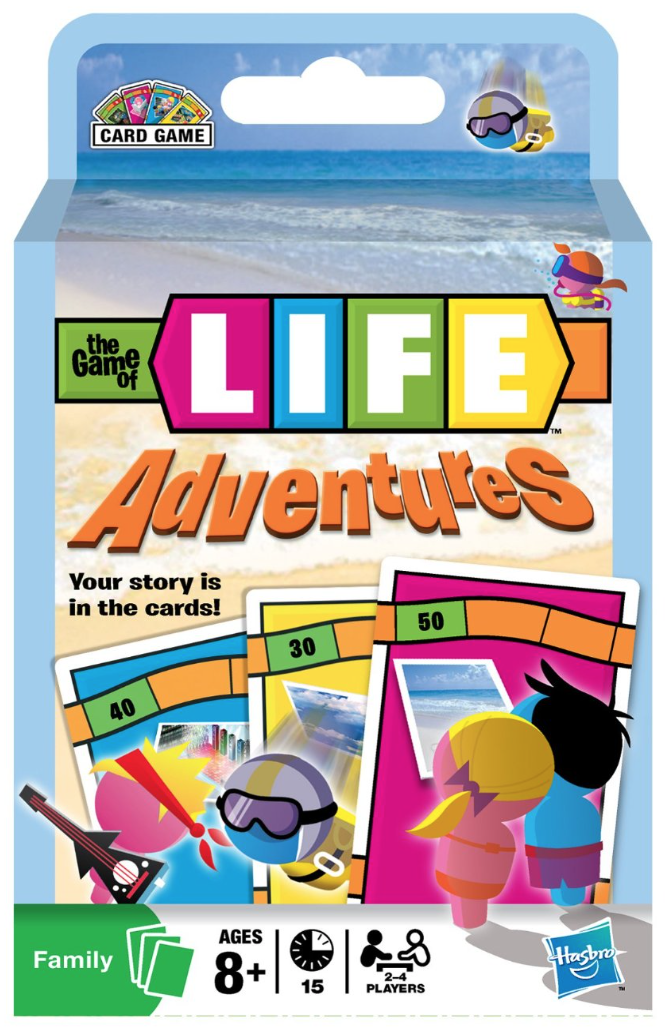 Life Adventures Box